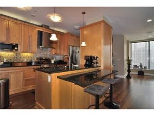 spacious condo in Pittsburgh