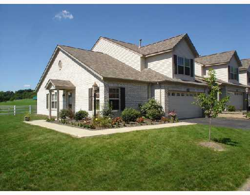 patio home in Colliers Township