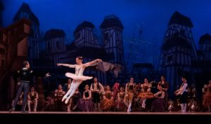 ballet in the pittsburgh cultural district